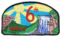 6th Logo