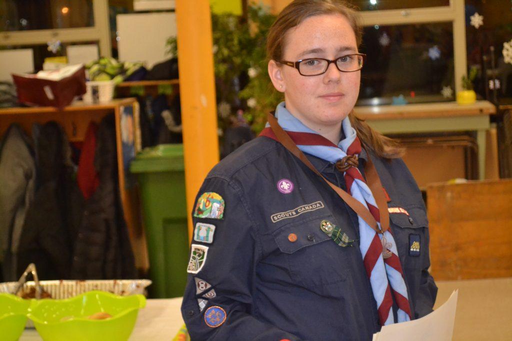 Venturer Scouts
