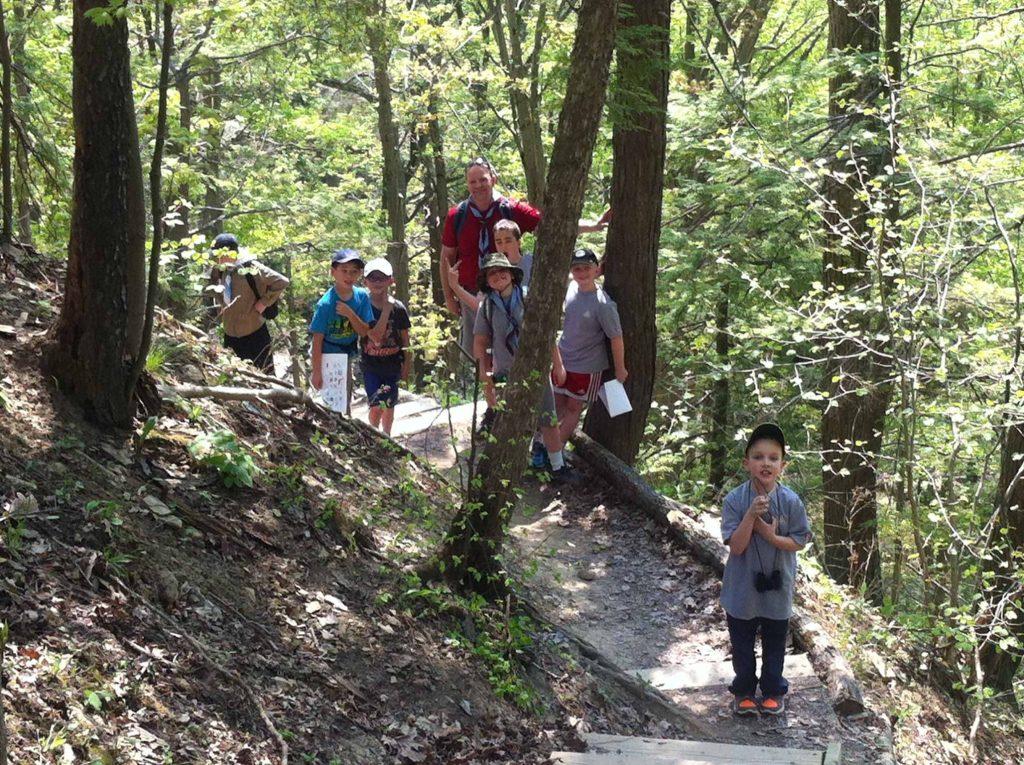 cub hike